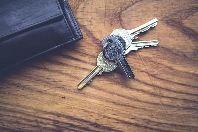 sprzedaż mieszkania klucze